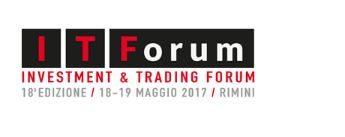 """Vi aspetto a Rimini il 18/19 Maggio 2017 """" IT FORUM"""""""