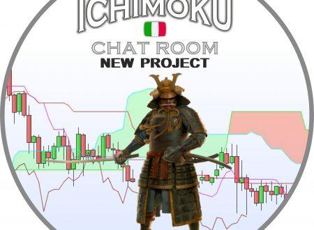 Nuovo logo ichimoku chat